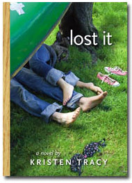 lost it by kristen tracy